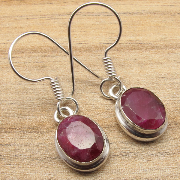 925-Silver-Plated-Real-LABRADORITE-amp-Other-Gemstone-FASHION-Jewelry-Earrings-NEW thumbnail 6