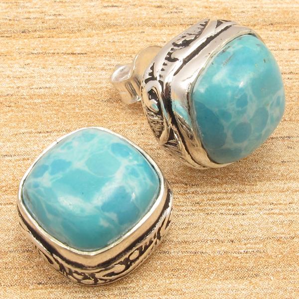 DESIGNER-Stud-Post-Earrings-925-Silver-Plated-Bestseller-Engagement-Jewelry